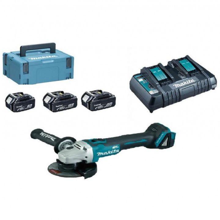 Makita 198841-7 Energy kit + DGA504Z