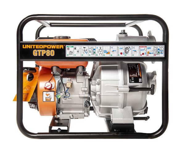 MOTOPOMPA auto adescante UNITED POWER – GTP80