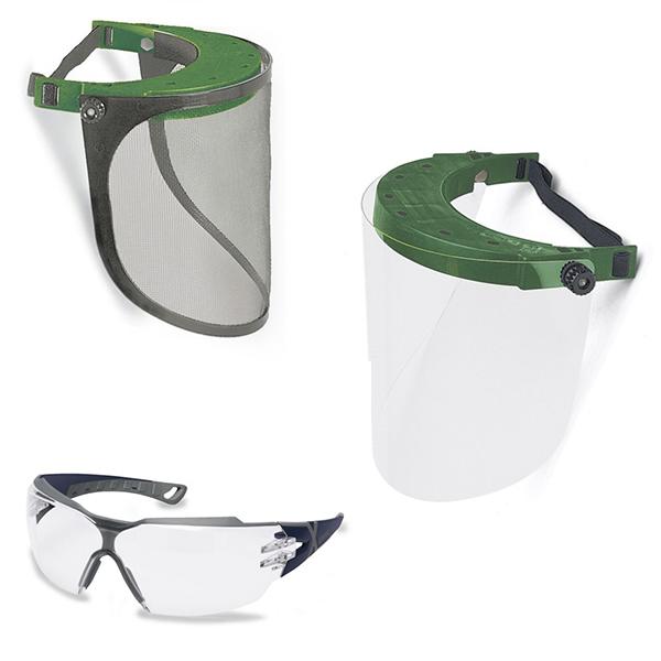 Visiere e occhiali