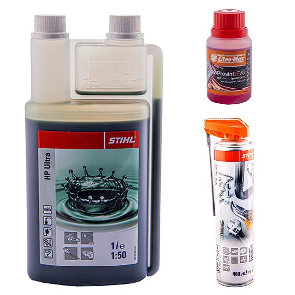 Lubrificanti e prodotti chimici